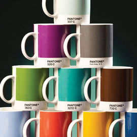 W2 - W2 - PANTONE MUG 10COLORS 2008 NEW COLORS