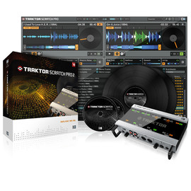 Native Instruments - traktor scratch pro 2