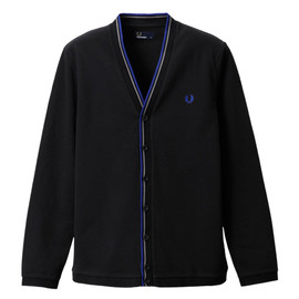 Fred Perry - Tipped Pique Cardigan