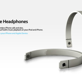 Apple - Apple Headphone