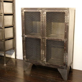 Journal Standard Furniture - GUIDEL MESH LOCKER LOW