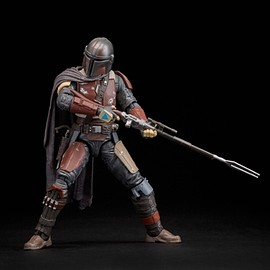 hasbro - Star Wars The Black Series The Mandalorian 6inch Scale Collectible Action Figure