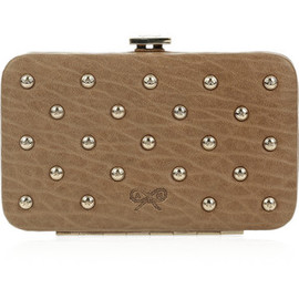 Anya Hindmarch - Miami studded leather card holder
