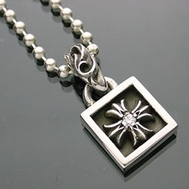 chrome hearts - FRAMED CH PLUS W/DIAMOND
