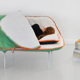 Stephanie Hornig - Camp Daybed