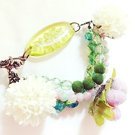 PINK SALON - Olive Essence Bracelet