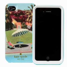 kate spade NEW YORK - RESIN IPHONE CASE ALL IN A DAYS WORK