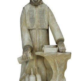 NECA - Planet of the Apes: Lawgiver Statue