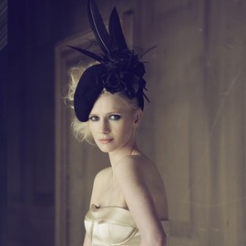 Jane Taylor Millinery - head piece