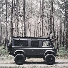Land Rover - Defender Forward Control 2018 Concept