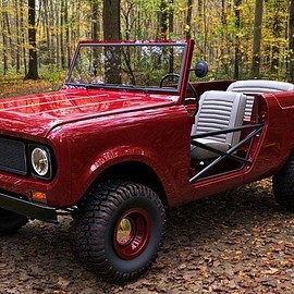 International Harvester - Hellscout