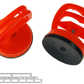 ifixit - Heavy-duty Suction Cups (Pair)