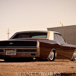 Ford - LincolnContinental Coupe