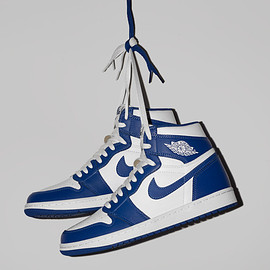 NIKE - AIR JORDAN 1 RETRO STORM BLUES