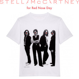 Stella McCartney - Beatles T-Shirts For Red Nose Day