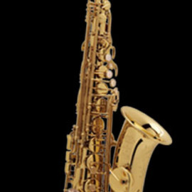 Selmer - Super Action 80 Series II E-flat Alto Saxophone Gold Lacquer Engraved