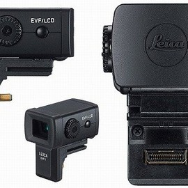 Leica - D-LUX5用ビューファインダーEVF1