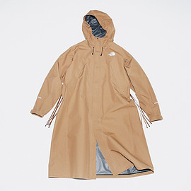 THE NORTH FACE × HYKE - coat