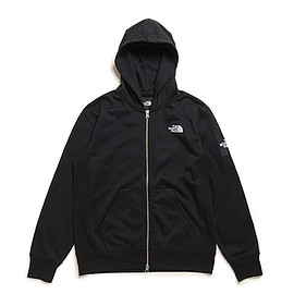 THE NORTH FACE - Square Logo FullZip-K