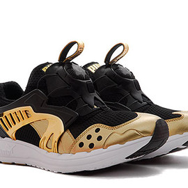 "PUMA - Puma Future Disc Blaze ""Opulence"" Metallic Gold"