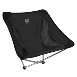 ALITE - monarch butterfly camp chair black