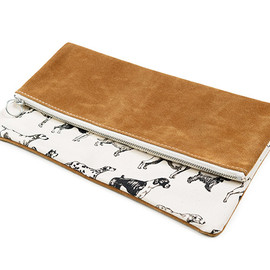 TEMBEA - LOFTMAN別注 Clutch Bag-Beige