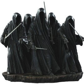 サイドショウ - Lord Of The Rings Diorama Statue: Ringwraith (Shades Of Mordor)