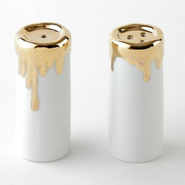 Floyd - Candle salt & pepper shaker