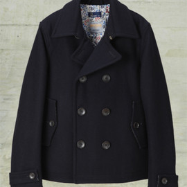 Fred Perry - Short Pea Coat
