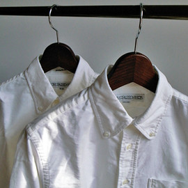 INDIVIDUALIZED SHIRTS × 山口ストアー - Round Collar B.D.