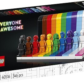 LEGO - Everyone is Awesome