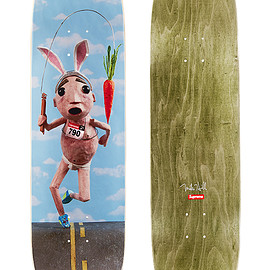 Supreme, Mike Hill - Runner Skateboard Deck