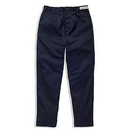 UNIVERSAL PRODUCTS - ORIGINAL TAPERED CHINO TROUSERS[NAVY]