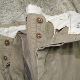 1940′S~1960′S US ARMY CHINO PANTS