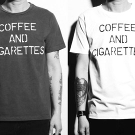 WRIGHT - COFFEE & CIGARETTES_Tee