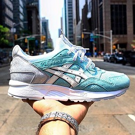 "ASICS, Ronnie Fieg, Diamond Supply Co - Ronnie Fieg x Diamond Supply Co x Asics Gel-Lyte V ""Tiffany"""