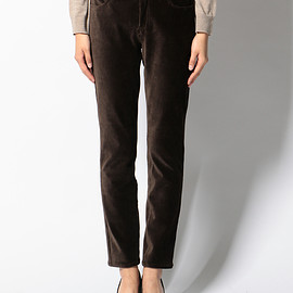 BEIGE, - Pants / CLAUDIA
