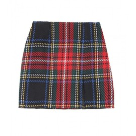 OPENING CEREMONY - Tartan Mini Skirt