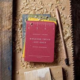 Best Made Company - The Pocket Notebook