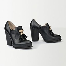 Anthropologie - Contemporary Take Heels