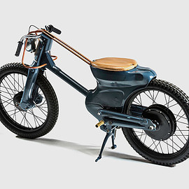 Honda - CT110 DEUS ELECTRIC CUSTOM MOTORCYCLE