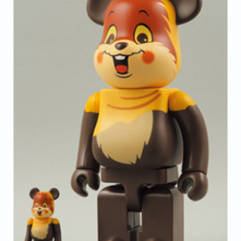 BE@RBRICK - WF限定 BE@RBRICK 100% & 400% WICKET (TM) EWORKS (TM) ver.