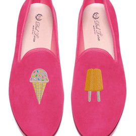 Del Toro - SS 2013 Ice cream loafers