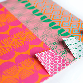 EvaenAnne - Double Sided Wrapping Paper mixed pack