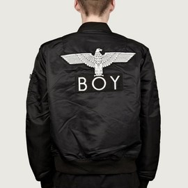 Boy London - Black Eagle Reversible Bomber Jacket