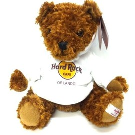 Herrington Teddy Bears - Hard Rock Cafe Classic Bear