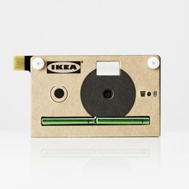 IKEA - KNAPPA Cardboard Digital Camera