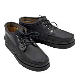 Yuketen - Main Guide Shoe Black Multi Pebble