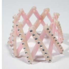 """""""50's Baby Pink"""" Hair Decoration"""