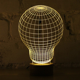STUDIO CHEHA - BULBING lamp